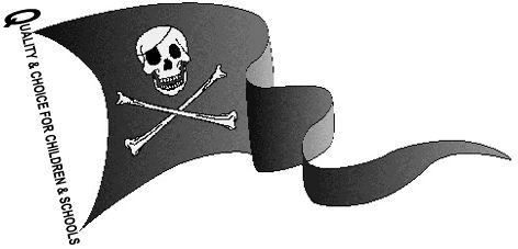 Roving Books Jolly Roger logo